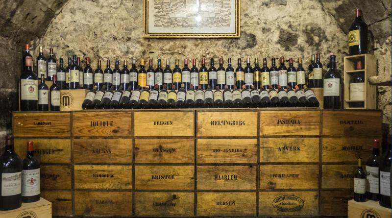 Überblick im Weinkeller mit Software von OGS