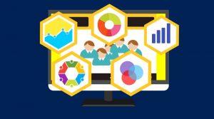Außendienstplanung mit Unternehmenssoftware