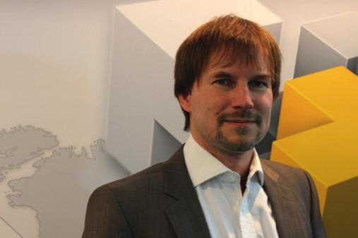 Henning von Kielpinski, Leiter Business Development bei Consol Software in München. (Quelle: Consol)