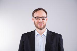 Pascal Reddig, Geschäftsführer TWT Business Solutions GmbH