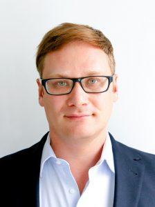 Alexander Shashin, Country Manager Germany, Austria, Switzerland von Oro, Inc.