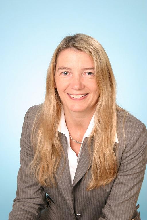 Angelika Benes, Geschäftsführerin der syska GmbH