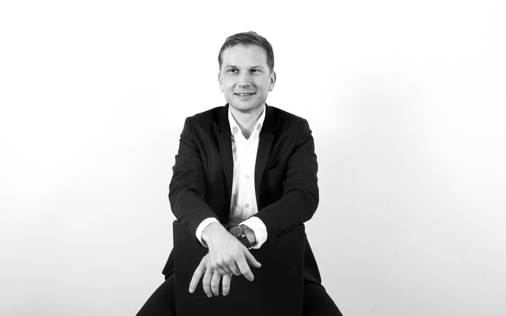 Benedikt Vogel, Senior CRM und Salesforce Berater bei Namics