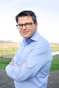 Sebastiaan de Jong, Director Cloud Solutions Europe bei exact