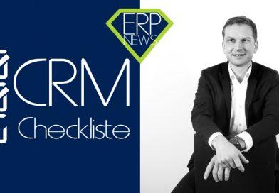CRM-Checkliste von Namics: 5 Wege, die CRM-Daten-Qualität zu erhöhen