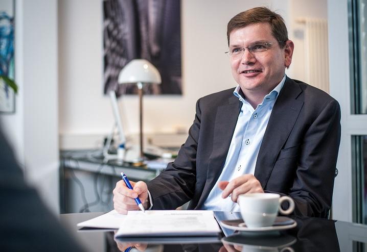 Godelef Kühl Vorstand, godesys AG