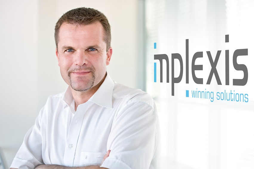 Michael Ferschl, Geschäftsführer der implexis GmbH