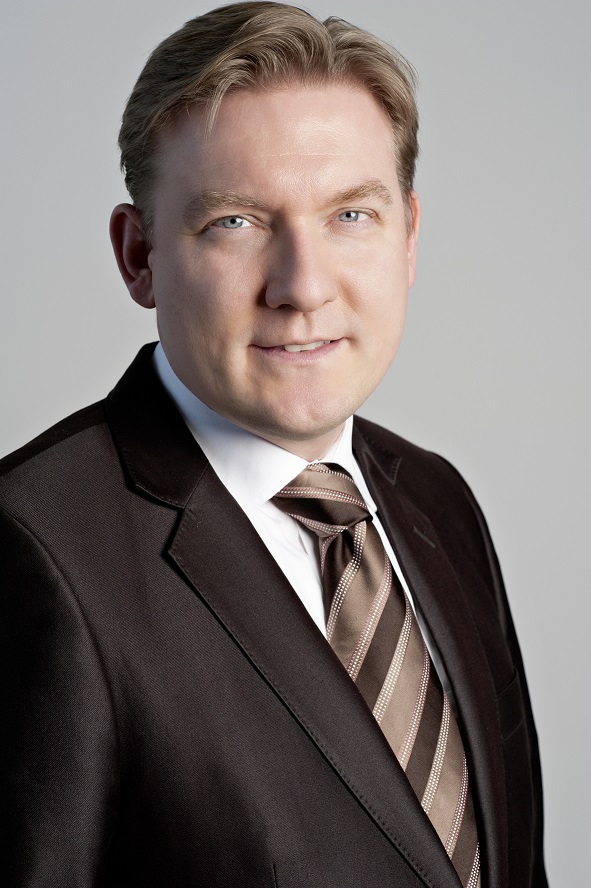 Timo von Focht, Country Manager DACH bei Commanders Act