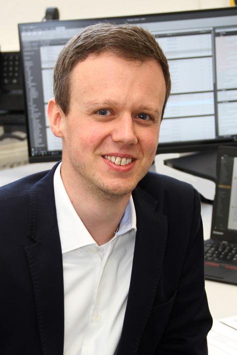 Thomas Butterbach - Kaufmännischer Geschäftsführer ODION