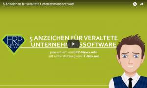 Video: 5 Anzeichen für veraltete Unternehmenssoftware