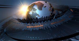 Digitalisierung kommt in den deutschen Unternehmen an