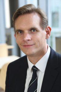 Bild Dirk Bingler, Geschäftsführer der GUS Deutschland GmbH