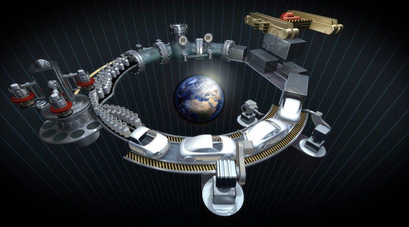 Lieferketten in der Autoindustrie am stärksten digitalisiert – Kosten aber wenig transparent