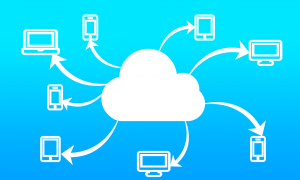 ÜBER DEN WOLKEN? – Unsere Zukunft in der Cloud – ein Segen mit Schrammen