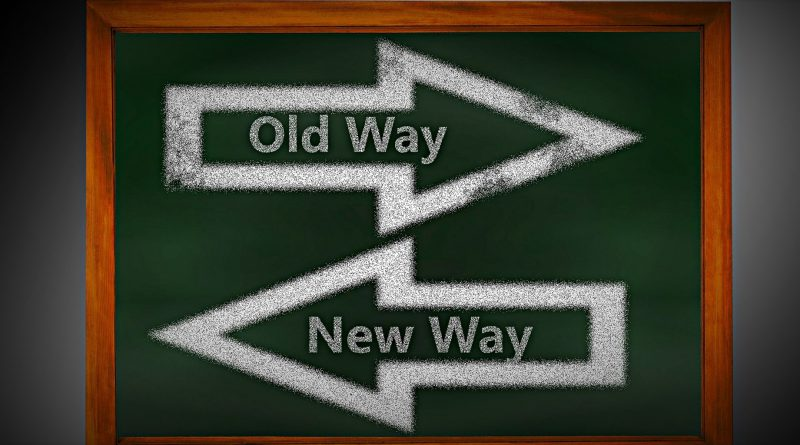 Neue Wege statt altem Trott –  So gelingt das Changemanagement