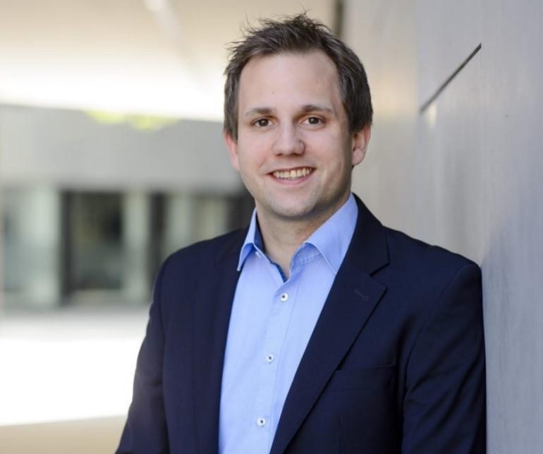Timo Bärenklau ist Leiter Vertrieb bei Myfactory International. Cloud ERP KMU (Quelle: Myfactory)