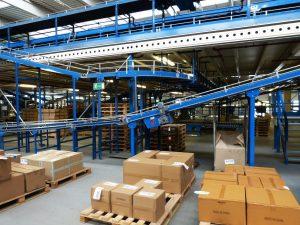 Optimierung der Lagerlogistik mit Warenwirtschaftssoftware