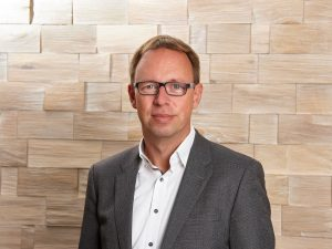 Bild Interviewpartner: Andras Zipser, Managing Director Central Europe bei Sage