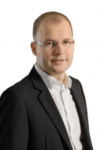 Bild Alexandre Bilger, CEO bei Sinequa