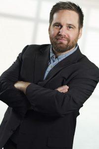 Bild Gabriel Werner, Vice President EMEA Solutions Advisory bei Blue Yonder
