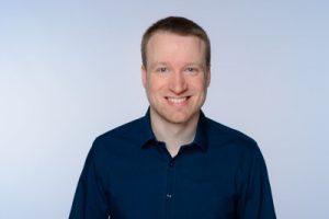 Bild Dr. Christoph Ehlers, Leiter Software Engineering bei Consol